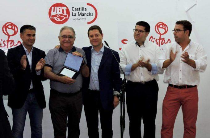 Foto Archivo (Entrega Premios Pablo Iglesias 2015)