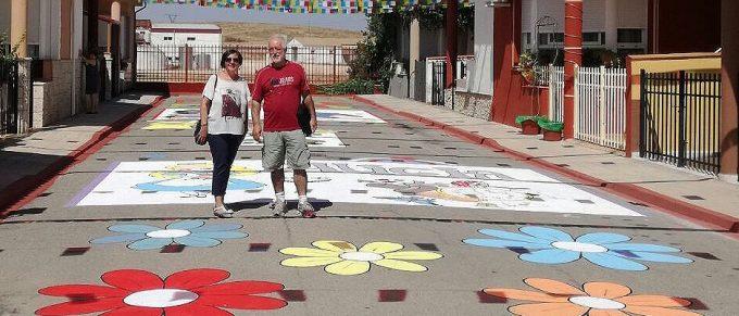 Victoria Delicado y Juan Alcaraz en Alborea