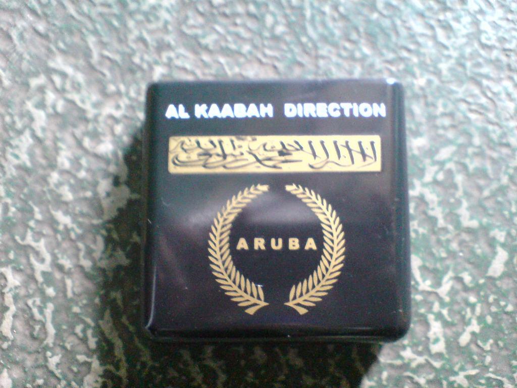 Wajah Kompas Aruba