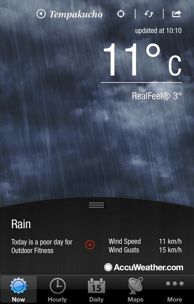 Suhu Saat Ini : RealFeel®, Mengetahui, Dingin, Pasti, Kemaren, Siang