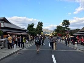 Jalan menuju Togetsukyo