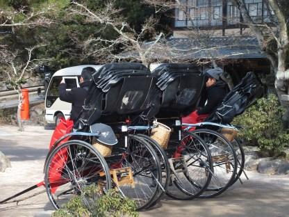 Becak Jepang
