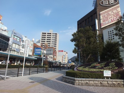 Stasiun Tottori dan sekitarnya (5)