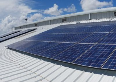 19.04 kW Solar Panel Installation In Bayview, Texas