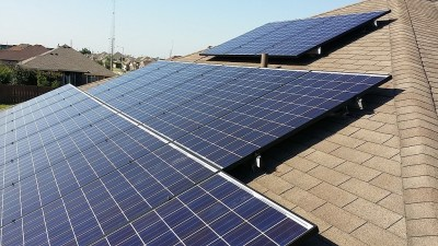 Brownsville, Texas Home Solar Panel Install
