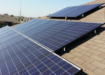 10.40 kW Solar Panel Installation in Brownsville, Texas