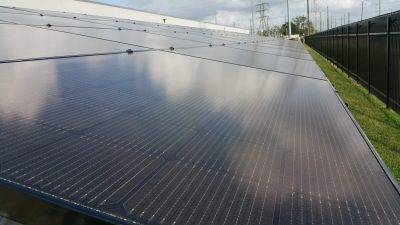 Commercial Solar Install Katy Texas-1