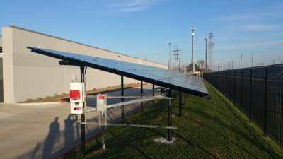 Commercial Solar Install Katy Texas-2