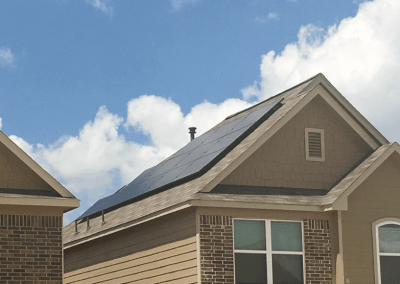 4.64 kW Solar Panel Install in Katy, Texas