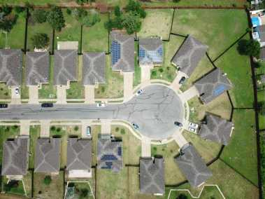 Neighborhood-of-Home-Solar-Panel-Installations-Austin-Texas