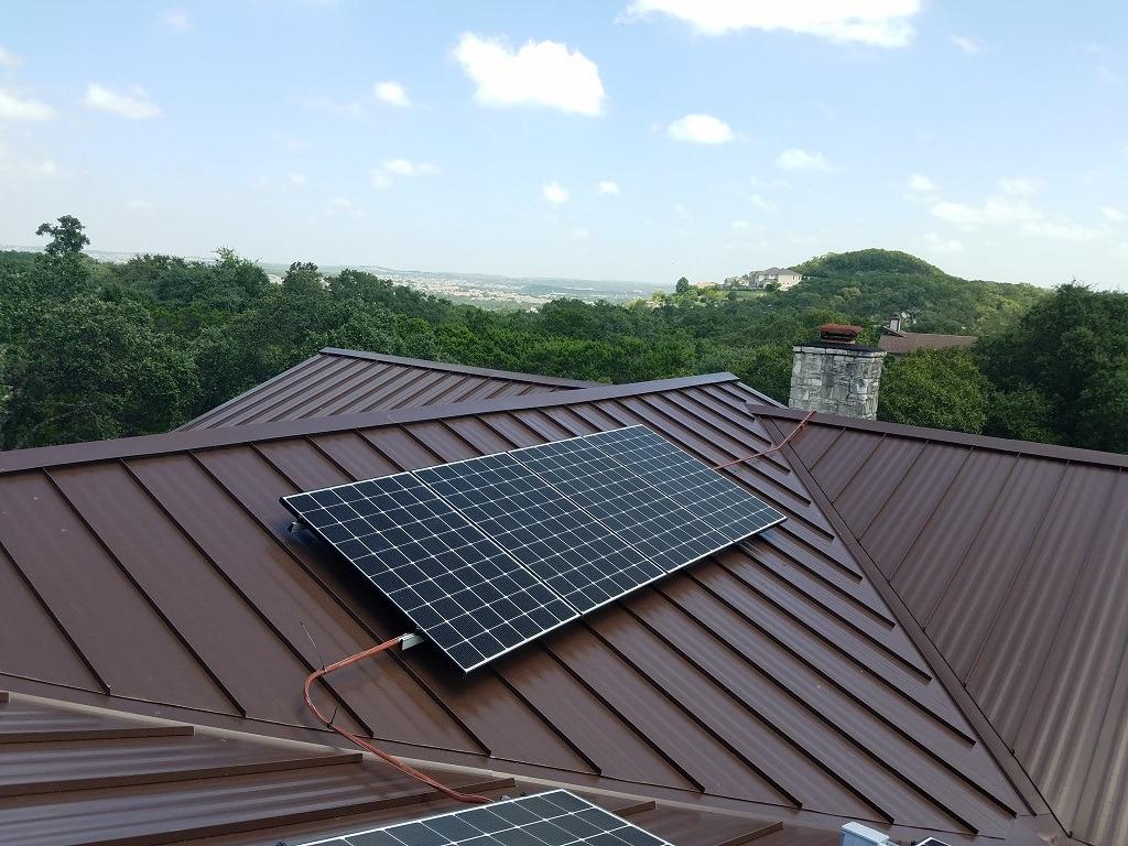 23 04 Kw Solar Panel Installation In San Antonio Texas