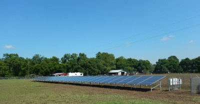 Thompson Texas Commercial Solar Panel Installation