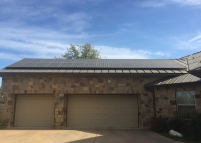 13.23 kW Solar Panel Installation in Georgetown, Texas