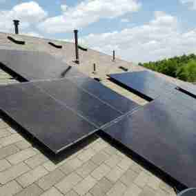 Richmond Texas Home Solar Panel Installation-2