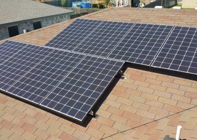 7 kW Home Solar Panel Installation In Killeen, Texas