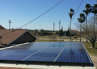 10 kW Solar Panel Install in Donna, Texas