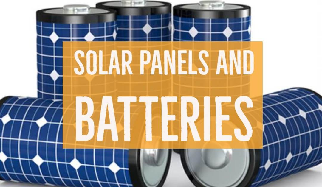 Solar Panels And Battery Backup Options