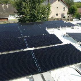Weslaco Texas Home Solar Panel Install-2