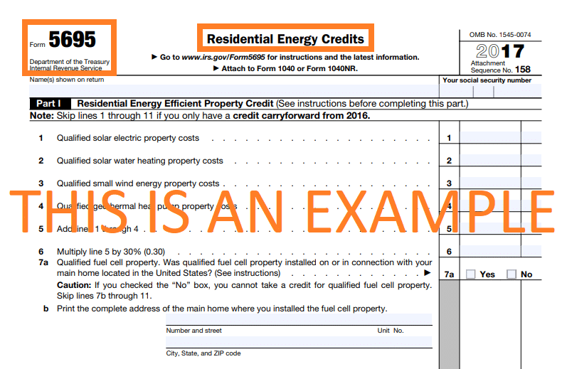 How To Claim The Solar Tax Credit Alba Energy