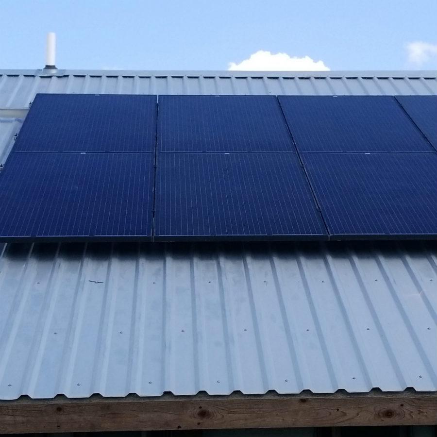 San Benito Texas Home Solar Power System Alba Energy