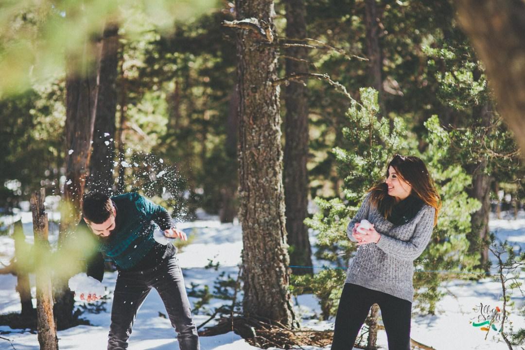 Sesión pareja nieve - Alba Escrivà -6735