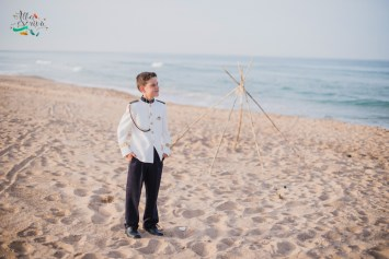reportaje comunion playa gandia