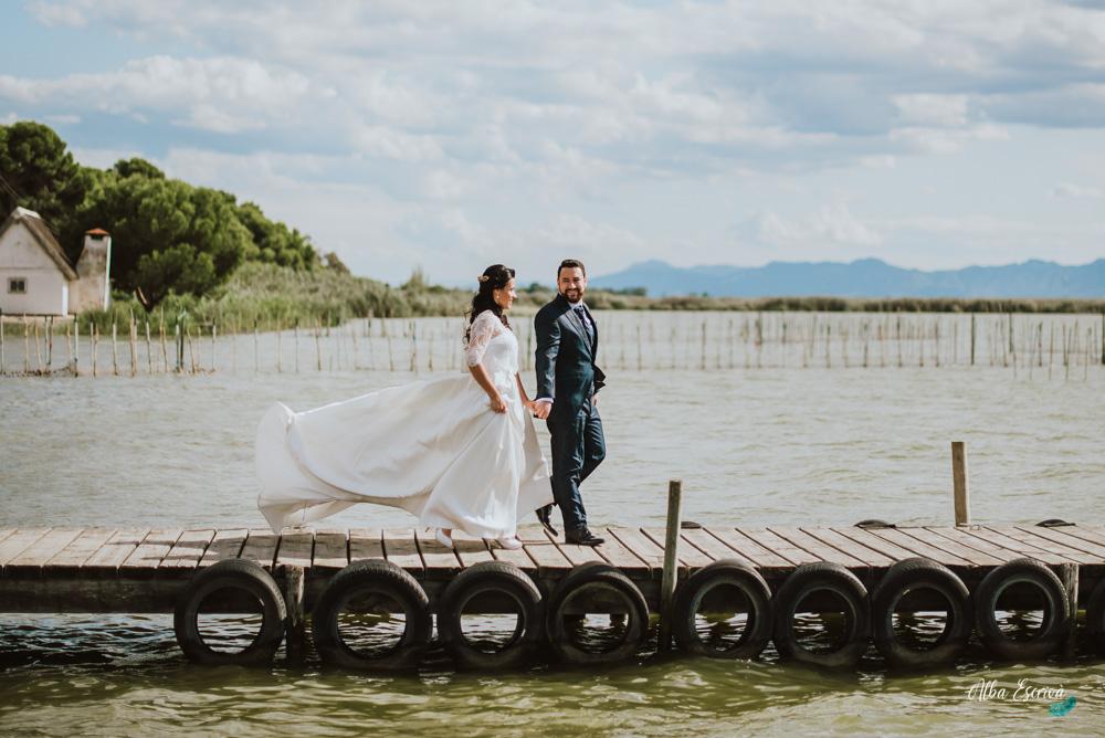 paseo barca albufera valencia boda