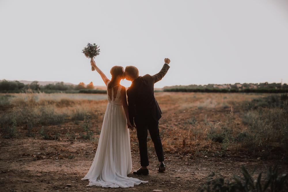 boda atardecer valencia