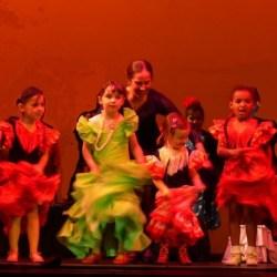 Toddler Flamenco - our little flamenco stars