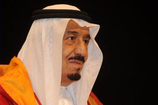 العاهل السعودي يعين سلمان وليا للعهد