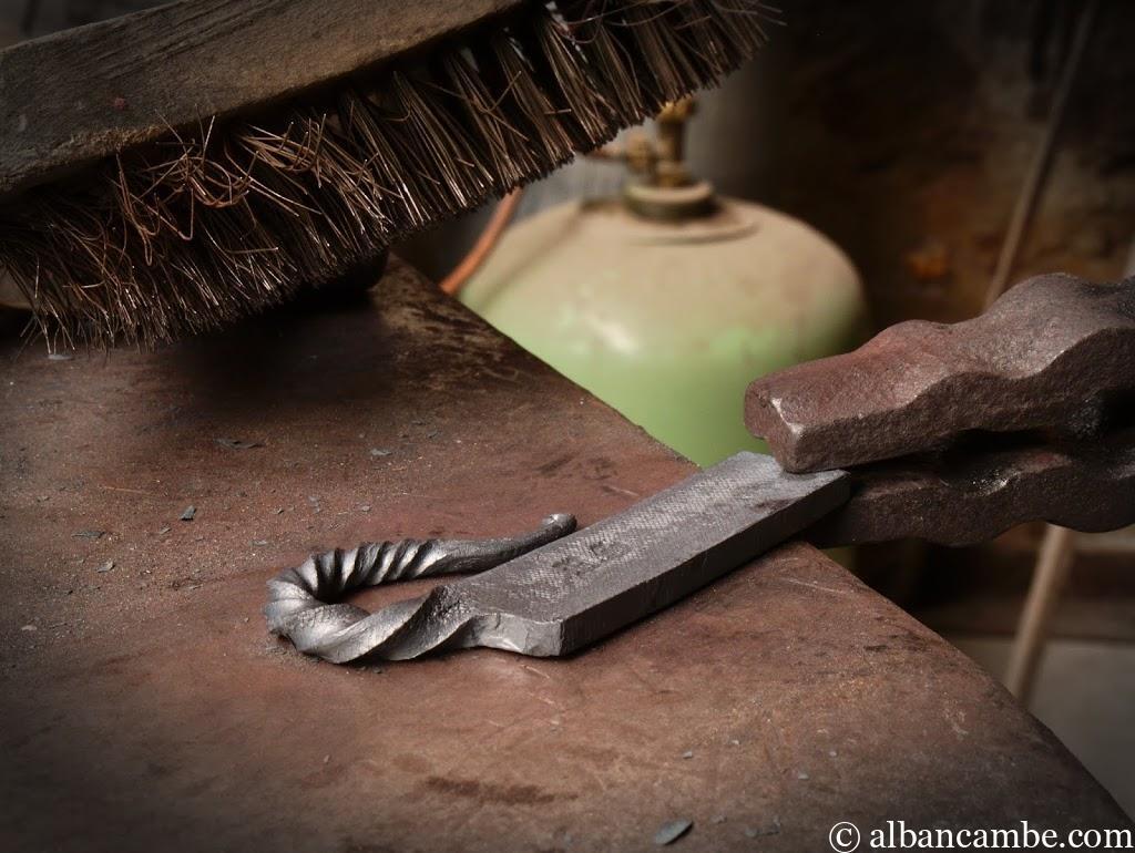 Comment forger un briquet médiéval avec Paulo Simoes