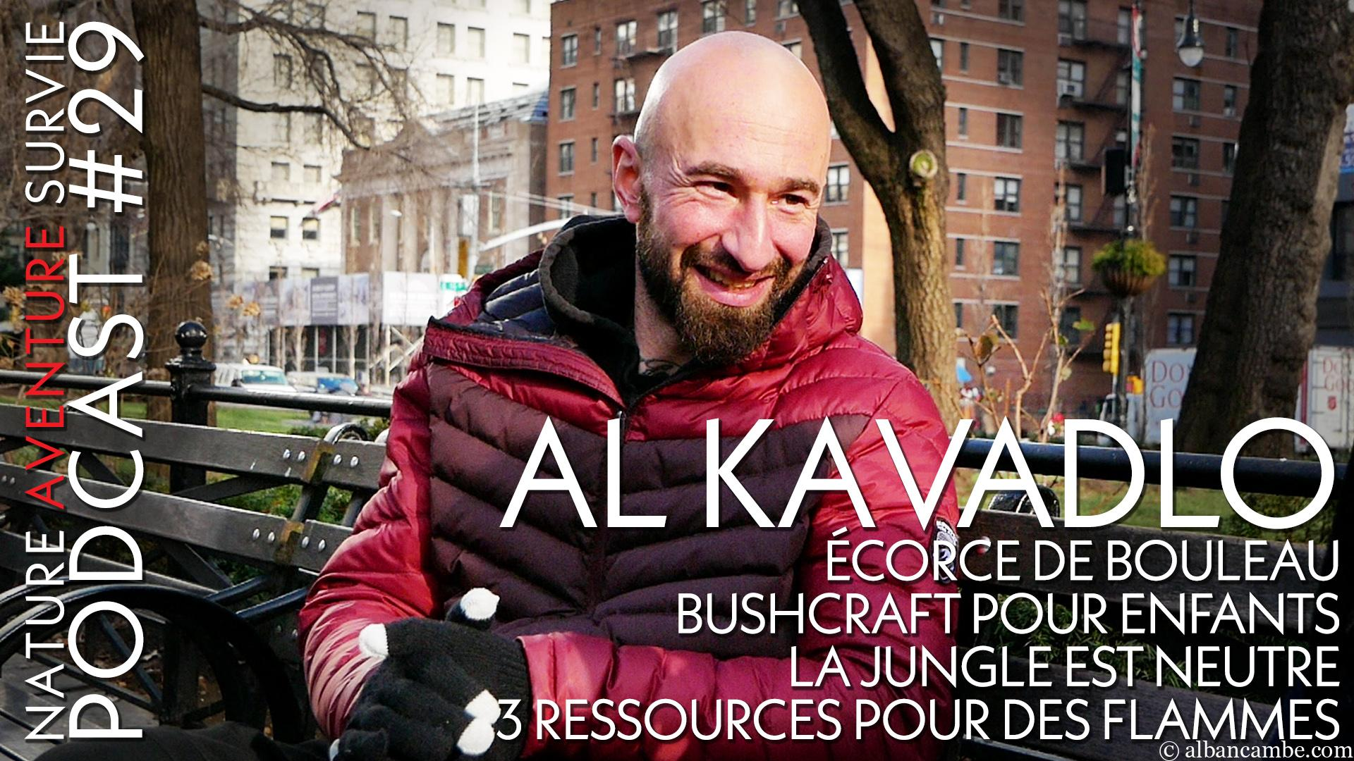Al Kavadlo et les callisthénies – Podcast #29
