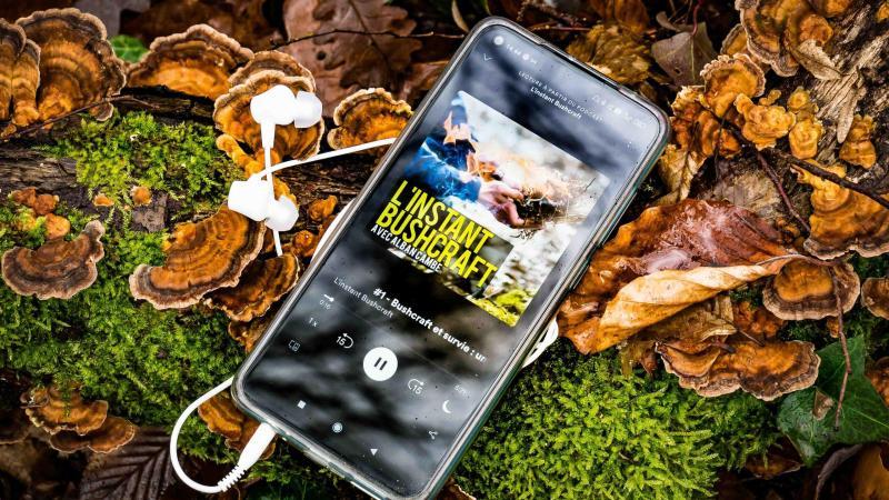 L'instant Bushcraft, les secrets de la nature en Podcast