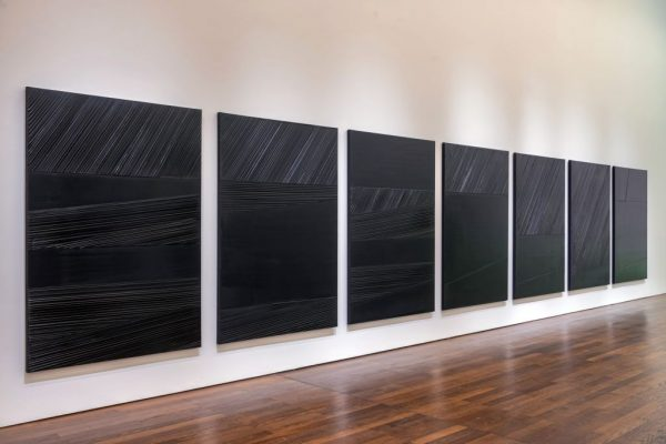 Paintings of Soulages