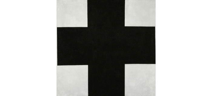 Painting of Malevich
