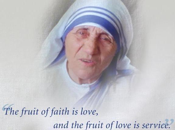 Mother Teresa (1/3)