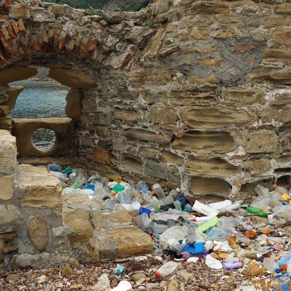 So viel Müll überall – muss das sein?