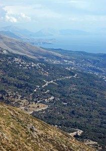 Albanische Riviera – Bilder 2001