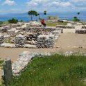 Antike Ausgrabungen in Lin am Ohridsee