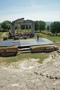 Apollonia (Albanien): Agonotheten-Monument