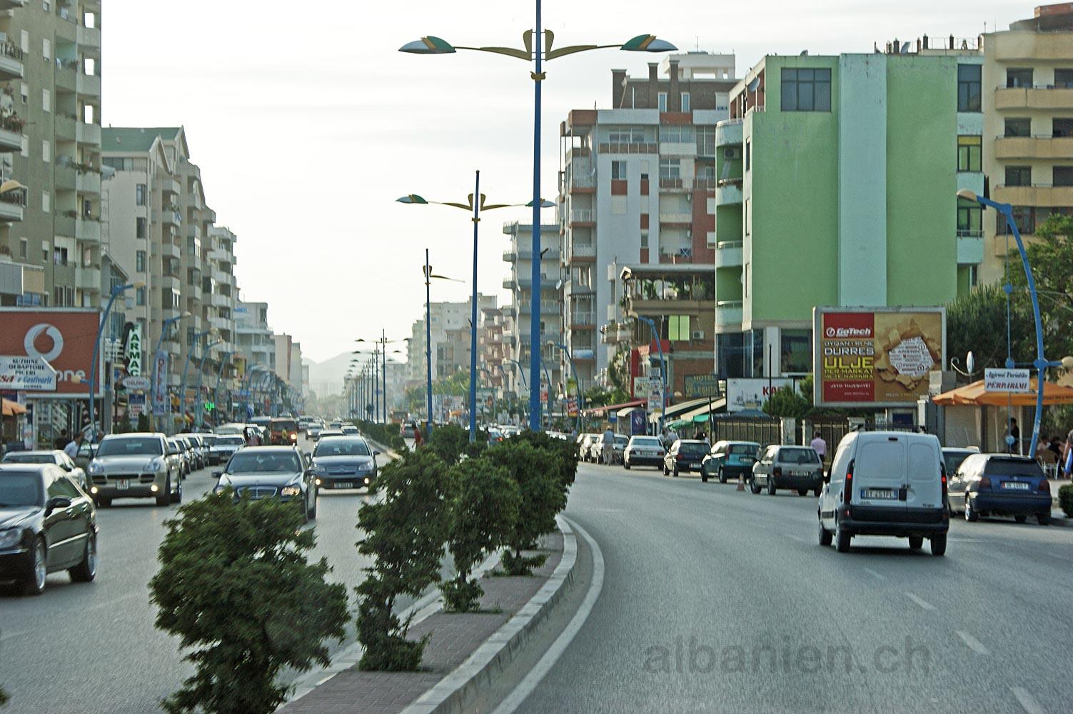 Durrës Plazh, Albanien