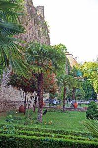 Restuarant Real Skampis in Elbasan, Albanien