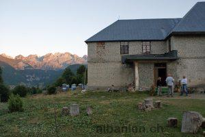 Hotel in Lepusha, Albanische Alpen