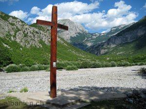 Nikç, Albanische Alpen