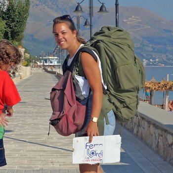 Back Packer Guide Albanien