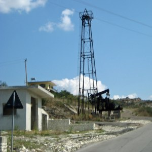 Erdöl, Albanien