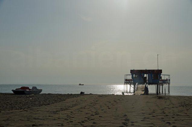 Am Strand von Tale