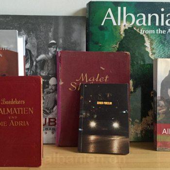 Albanische Bücher