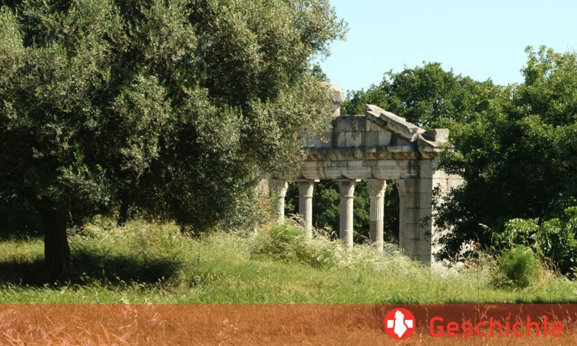 Geschichte Albaniens AlbINFO
