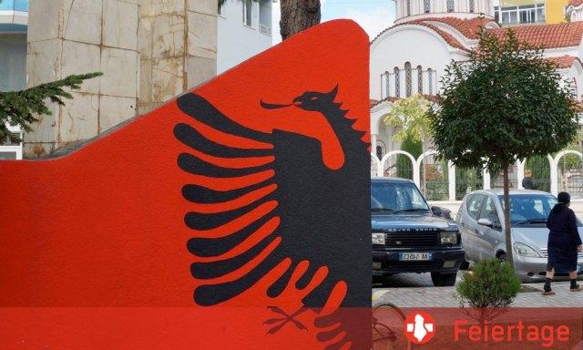 Feiertage Albanien